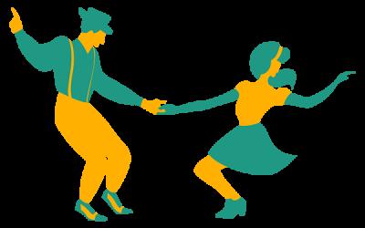 Tanz mal wieder – allein oder zu zweit